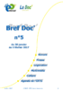 Bref Doc' n°5 du 30 janvier au 5 février 2017 - application/pdf